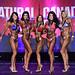 Bikini Masters 45 up 4th Kwiatkowski 2nd Colligan 1st Kolppa 3rd Windsor 5th Lacosta