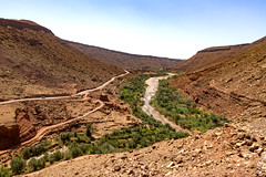 2018-4480 (storvandre) Tags: morocco marocco africa trip storvandre telouet city ruins historic history casbah ksar ounila kasbah tichka pass valley landscape