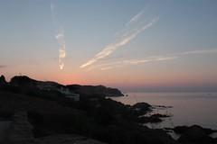 Palamós Sunrise (nlopez42) Tags: palamós palamos spain españa cataluna cataluña sea beach cloud sunset sunrise holidays beautiful colorful clouds la fosca lafosca timelapse video magiclantern water waves reflection canon
