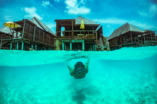 Underwater - Maldives - Travel photography
