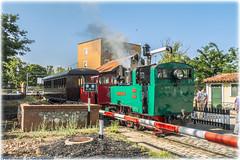 Tren de Arganda en La Poveda (440_502) Tags: aliva tren de vapor arganda la poveda apeadero del rey cifvm centro iniciativas ferroviarias madrid
