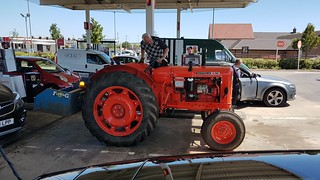 Nuffield 10/60 Tractor.