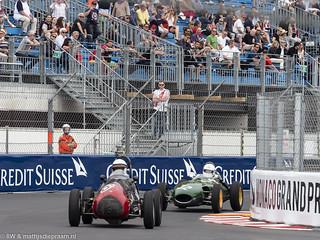 2018 Monaco GP Historique: Cooper Mk2 & Lotus 16