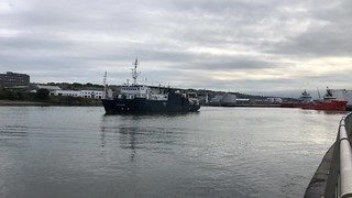 Kommandor - Aberdeen Harbour Scotland - 13/8/18