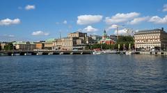 Stockholm - eine Hafenansicht (KL57Foto) Tags: 2018 juli july kl57foto omdem1 olympus schweden sommer summer sverige sweden stockholm