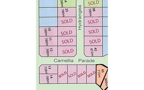LOT 4 Hydrangea Avenue, Parkes NSW 2870