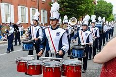 CASHS Band Drummers (kevnkc2) Tags: stdntsdoncooper lightroom pennsylvania spring nikon d610 chambersburg franklin county memorialday parade tamron 2470mmg2 sp2470mmf28divcusdg2a032