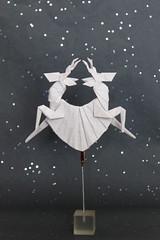 The Pushme-Pullyu (Sunny Marmalade) Tags: pushmepullyu origami kunsulu paperfolding