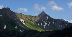 Zaluandakopf am Abend (WeatherMaker) Tags: austra österrecih vorarlberg rätikon zima vandans hiking climbing outdoor mountains berge