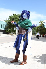 Jester (NekoJoe) Tags: amecon amecon2018 ame ame2018 animeconvention cleric convention cosplay cosplayer coventry criticalrole england gb gbr geo:lat=5237916702 geo:lon=156095713 geotagged jester jesterlavorre midlands tiefling uk unitedkingdom warwickartscentre