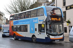 Stagecoach Western 10906 SN67WZX (Will Swain) Tags: irvine 10th march 2018 bus buses transport travel uk britain vehicle vehicles county country stagecoach western 10906 sn67wzx