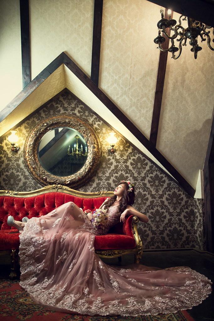婚紗攝影-老英格蘭-婚紗照-苗栗-格林奇幻森林-婚紗基地-逆光255