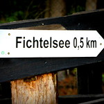 2018-08-07: On Tour am Fichtelsee