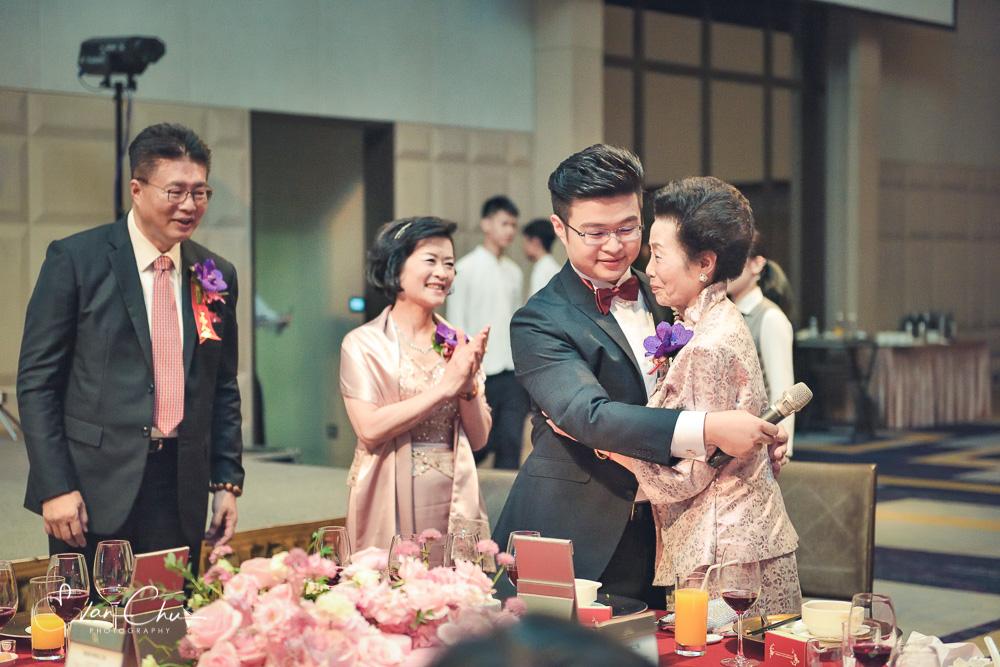 萬豪喜宴-奕誠&娉儀 婚禮紀錄_0175