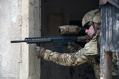 British Fashion Industry Designers Help Develop The Future of Combat Clothing (Defence Images) Tags: combatclothing defencescienceandtechnologylaboratory dstl fsv futuresoldiervision fightlighter concept army equipment clothing personalclothingsystem pcs combats camouflage multiterrainpattern mtp training urbanwarfare obua operationsinbuiltupareas technology future rd aiming defence free defense uk british military