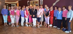 Josephine Kelly's Lady Captains Day