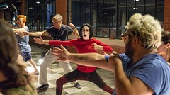 2018-8-2 Fringe PVD The Artist Presents- Fitness with Marina Abramovic (Photograph by Kevin Murray) (3)