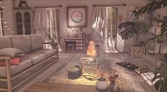 The invitation: The Living Room (:-parfaitsprinkles-:) Tags: ionic spell decor interior livingroom dustbunny applefall secondlife sl slife virtualdecor virtualliving kurimukuma