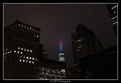 2018.06.23 Freedom Tower rainbow 5 (garyroustan) Tags: ny nyc newyore freedom tower gay pride lgbt month gaypride night usa