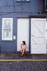 Fav Mews in London (bearepresa) Tags: london portobello road photography girl traveller notting hill sony a6500