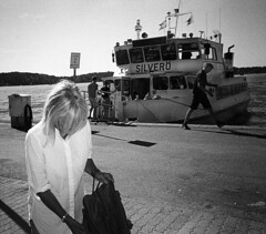 Stockholm in black and white #filmisnotdead