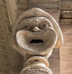 ROME - LE VATICAN (Daryshoot) Tags: rome roma rom daryshoot italie sony vatican masque théatre masques