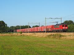 DBC 1614 (jvr440) Tags: trein train spoorwegen railroad railways db cargo dbc 1600 driehuis