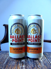 Sculpin IPA (knightbefore_99) Tags: beer pivo can cerveza craft tasty malt hops awesome great sculpin ipa india pale ale ballastpoint