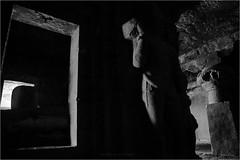 shivalingum, ellora (nevil zaveri (thank U for 15M views:)) Tags: zaveri shivalingum shivling vault buddhism ellora caves cave29 unesco world heritage maharashtra india photography photographer images photos blog stockimages photograph photographs rockcut basalt aetrip interior columns pillars architecture carving monochrome bw blackandwhite nevil truss rocks nevilzaveri stock photo column lowkey door abstract pillar