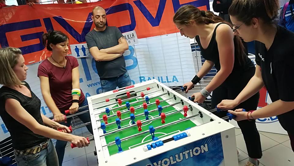 Open D Italia 2018 International Table Soccer Federation