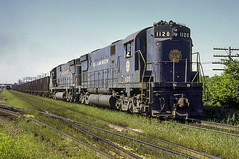 Before they were 6700's (ac1756) Tags: nw norfolkwestern cnw chicagonorthwestern northwestern butler milwaukee wisconsin alco c628 1120