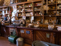 P1000118 (kevanbutcher1) Tags: beamish museum ironmongers displays shopkeeper counter