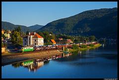 ČD Cargo 122 049, Ústí nad Labem 23-08-2017 (Henk Zwoferink) Tags: čd ústínadlabem tsjechië cz skoda ústí nad labem mladá boleslav cargo henk zwoferink 122 049