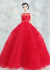 Elyse Jolie Malefique (Jonlexx) Tags: elysejolie malefique jonlex integrity toys fashion royalty maleficent disney red dress doll fierce