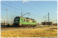 MAI en Valladolid (440_502) Tags: 601 bitrac caf comsa rail transport bifurcación base león valladolid universidad medina del campo mai aislada