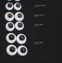 Resin eyes are on sale (Kimsora) Tags: bjd bjds eyesforbjd dollseye dolleyes eyes resineyes