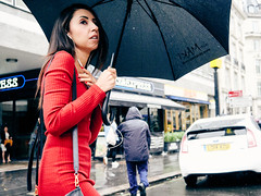 20180809T12-35-48Z-P8090032 (fitzrovialitter) Tags: wet rain cloudy umbrella girl portrait streetportrait candid peterfoster fitzrovialitter city camden westminster streets rubbish litter dumping flytipping trash garbage urban street environment london fitzrovia streetphotography documentary authenticstreet reportage photojournalism editorial captureone olympusem1markii mzuiko 1240mmpro microfourthirds mft m43 μ43 μft geotagged oitrack