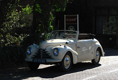 1956 Škoda 1102 Roadster (rvandermaar) Tags: 1956 škoda 1102 roadster škoda1102 skoda skoda1102 sidecode1 ut7136