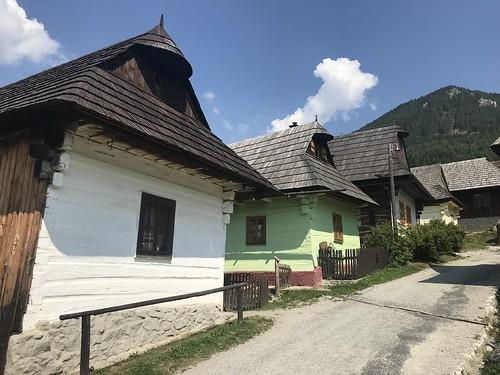 Slovakia, Vlkolínec