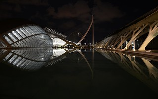 Valencia - City of Arts and Sciences #3