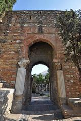 Alcazaba de Málaga (ciudadela) (carloscarmor) Tags: málaga costasol alcazaba