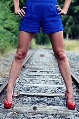 2018-08-02_10-11-20 (PvdW fotografie) Tags: urbexmodel urbexmodels urbex urbanmodel urban urbexandpeople fashionfotografie fashionphotography oldfashion fashion glamourfotografie glamourphotography glamour red highheels redheels redshoes blue highwaist shortpants railroad pinupmodel modelling model gingermodel gingerhair