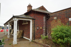 1925 RAF Guardroom (IntrepidExplorer82) Tags: reinforced hardened raf usaf royal air force united states ww2 ww1 war cold nuclear protection blast bombproof control tower avionics airfield airbase airport concrete abandoned