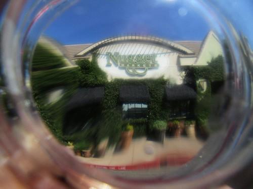fx4395 Glass lens