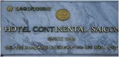 3000-121-HOTEL CONTINENTAL - SAIGÓN - (--MARCO POLO--) Tags: curiosidades hoteles asia ciudades