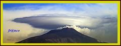 Nuvole e fumo (fr@nco ... 'ntraficatu friscu! (=indaffarato)) Tags: etna montagna mongibello monte nuvole