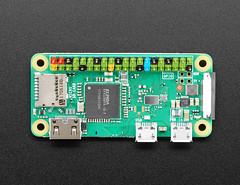 Color Coded Header for Raspberry Pi (adafruit) Tags: 3907 colorheader headers adafruit accessories