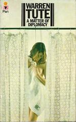 A Matter of Diplomacy (54mge) Tags: paperback pan novel