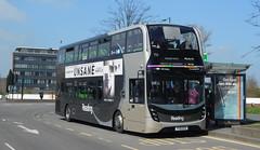 Reading Buses 759 -  YY15OYA (Southern England Bus Scene) Tags: slough berkshire reading readingbuses 759 yy15oya