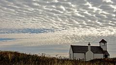 Watchtower (42jph) Tags: uk england northumberland coast nikon d7200 building watchtower seaton sluice